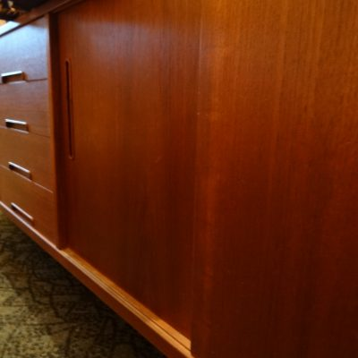 Teak dining room suite